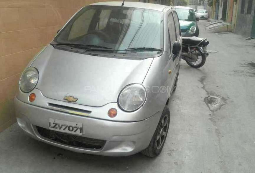 Chevrolet Joy 1.0 CNG 2006 Image-1
