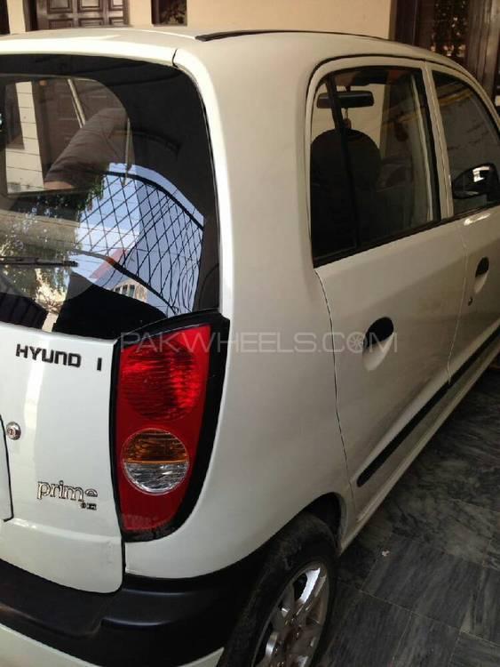 Hyundai Santro Prime 2008 Image-1