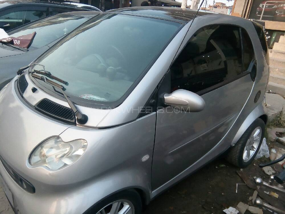 Mercedes Benz Smart 2002 Image-1