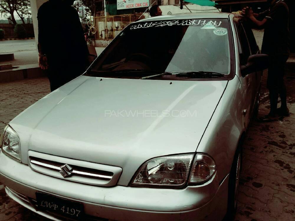 Suzuki Cultus VXR (CNG) 2006 Image-1