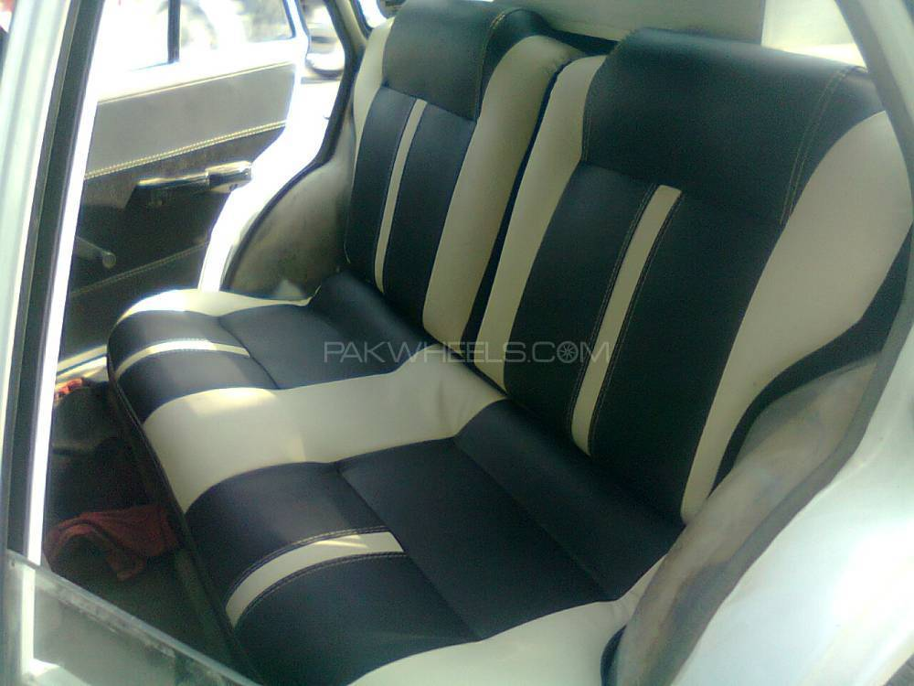 suzuki khyber seat cover  Image-1