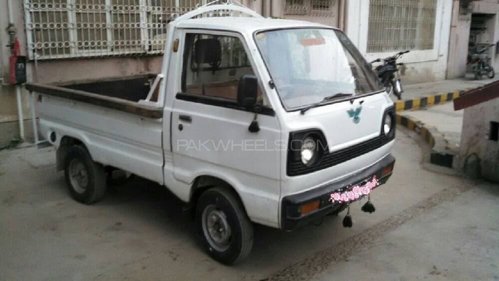 Suzuki Ravi 1987 Image-1