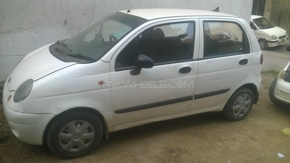 Chevrolet Exclusive LS 0.8 2005 Image-1