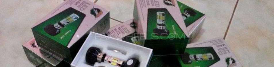Hid smd for all bike run on normall battery Image-1