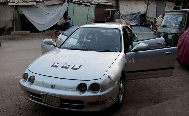 Honda Integra GS-R 1994 Image-1