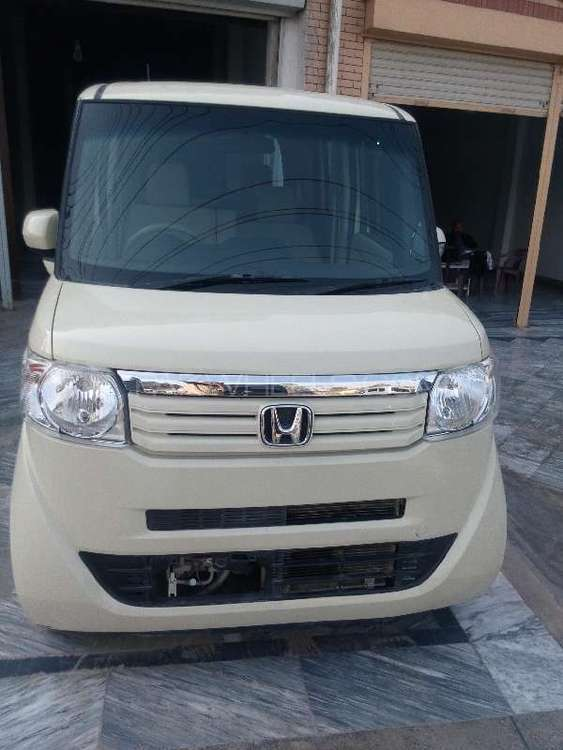 Honda N Box Plus G-TURBO PACKAGE 2013 Image-1