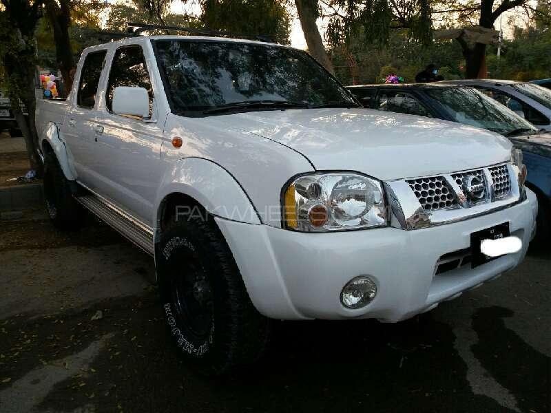 Nissan Navara 2006 Image-1