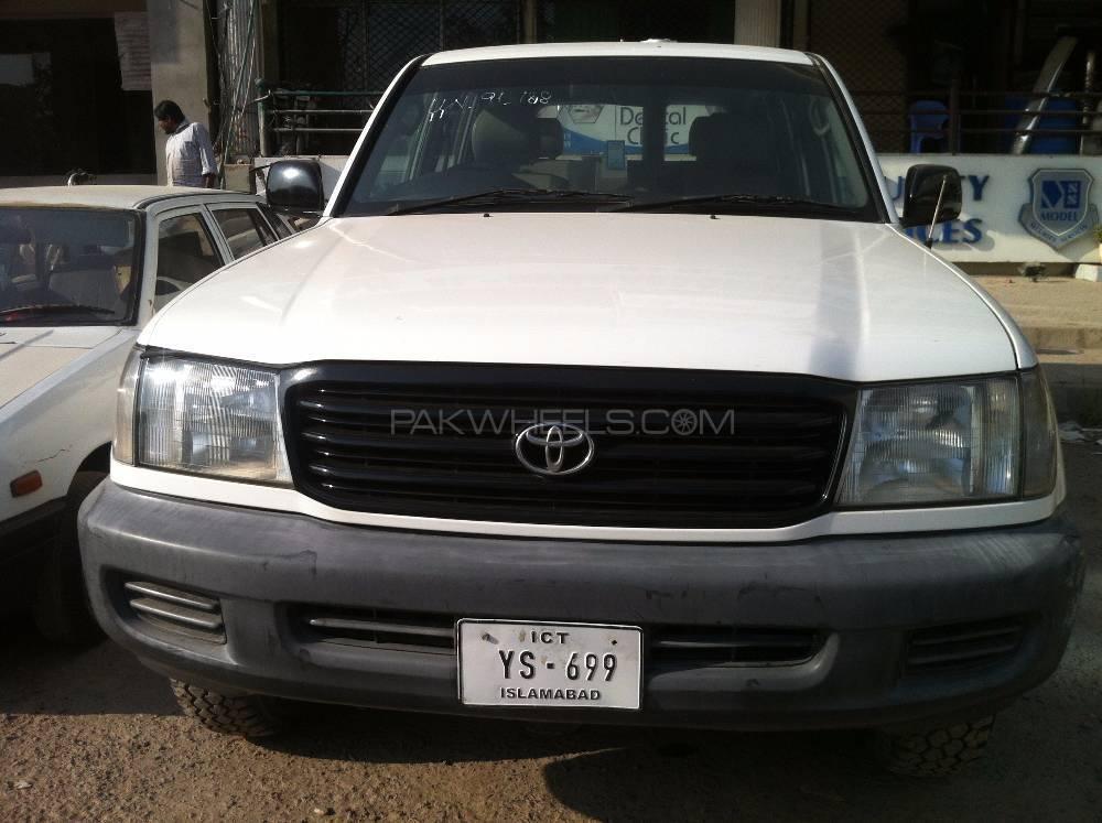Toyota Land Cruiser 2000 Image-1