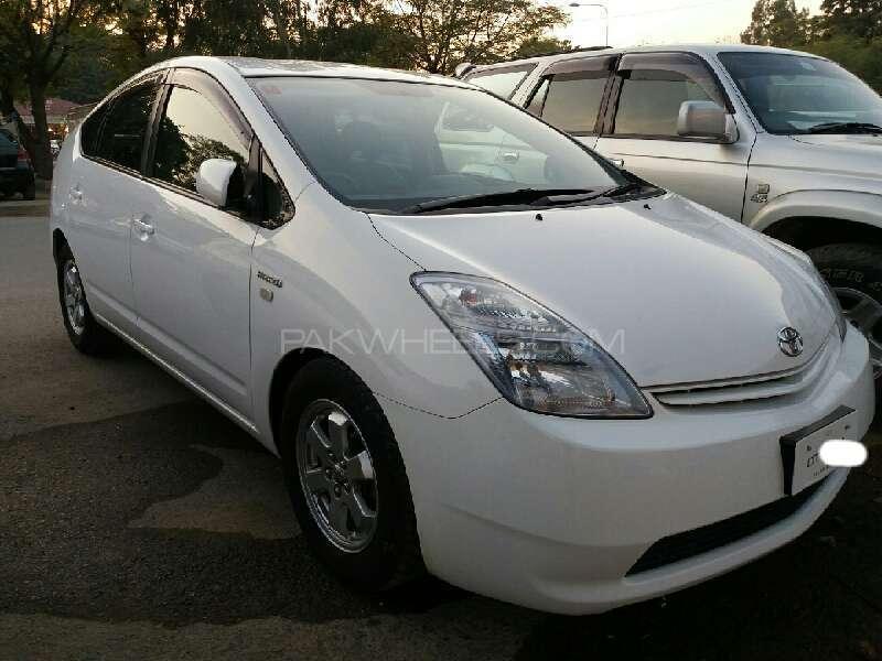 Toyota Prius S 1.5 2009 Image-1