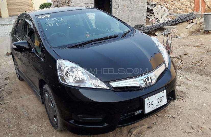 Honda Fit Hybrid Smart Selection 2011 Image-1