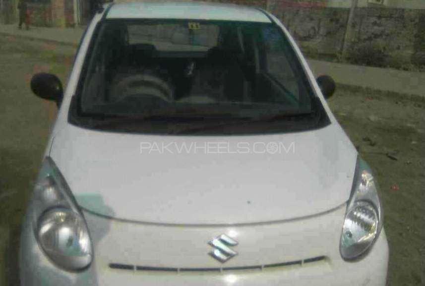 Suzuki Alto X 2010 Image-1
