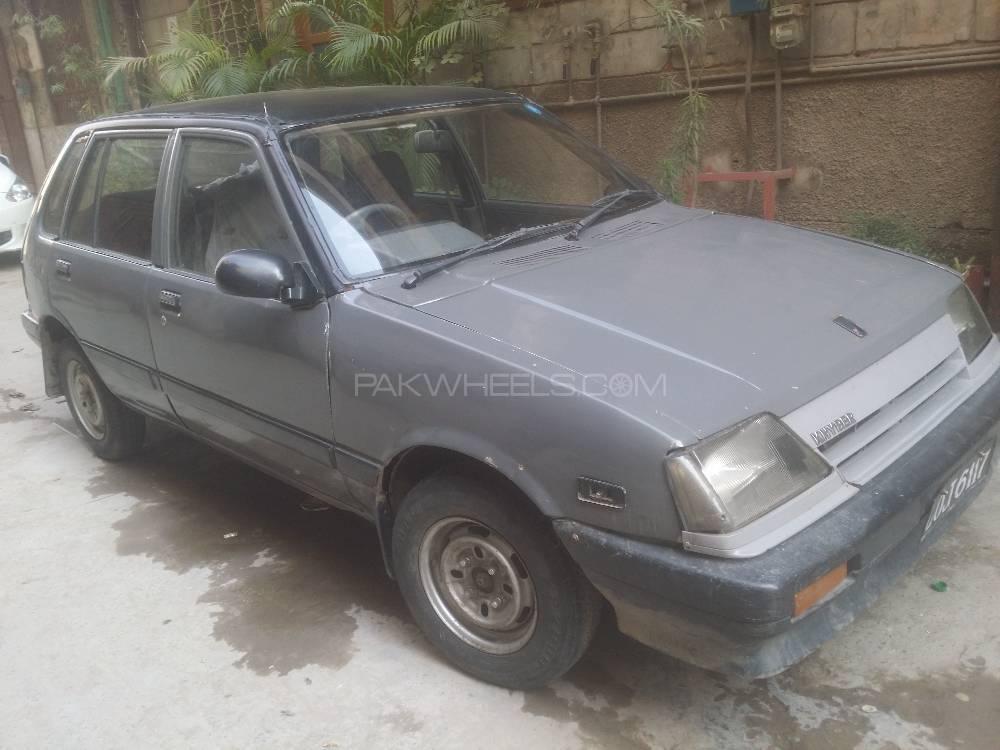 Suzuki Khyber 1992 Image-1