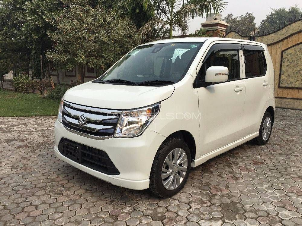 suzuki wagon r fx limited 2015 for sale in lahore pakwheels. Black Bedroom Furniture Sets. Home Design Ideas