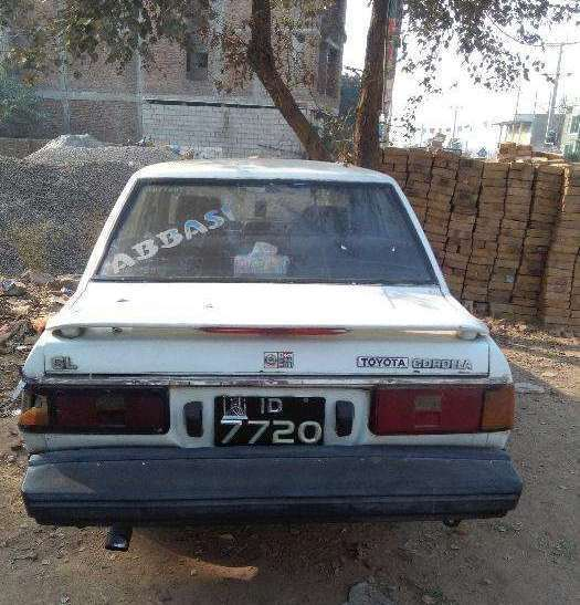 Toyota Corolla 2.0D 1982 Image-1