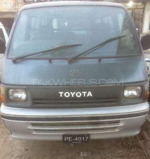 Toyota Hiace Standard 3.0 1993 Image-1