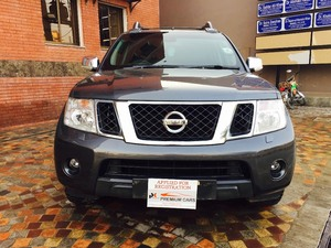 Nissan Navara 2011 for Sale in Lahore