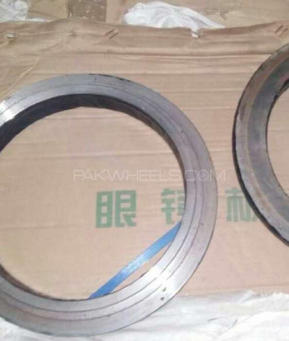 Cutting ring glasses plate rubber spring Image-1
