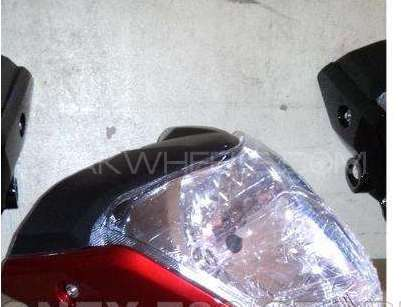 Fz headlight for yamaha ybr Image-1