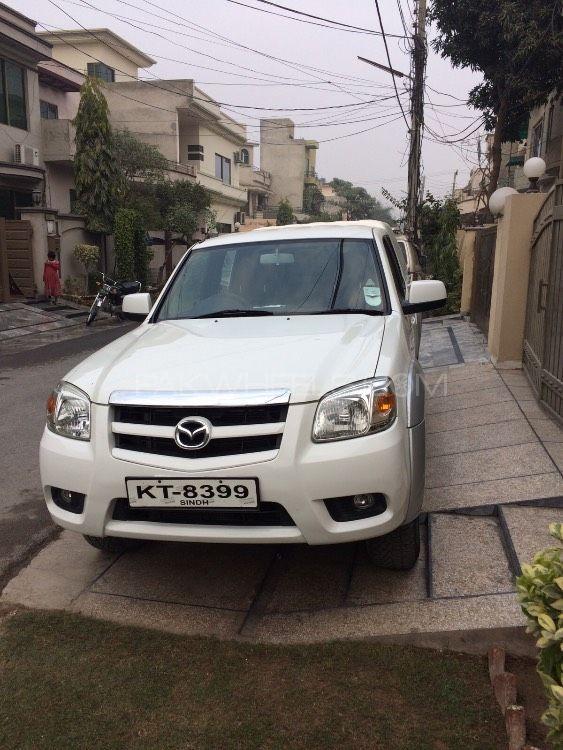 Mazda Bt 50 2010 Image-1