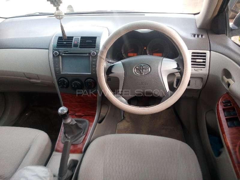 Toyota Corolla Altis 1.8 2009 Image-1