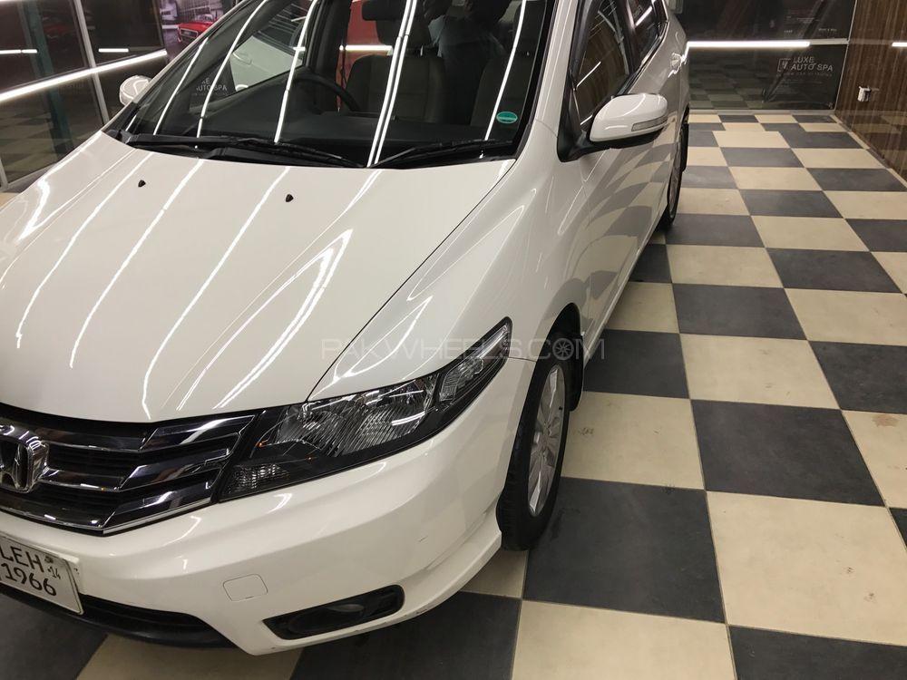 Honda City Aspire Prosmatec 1.5 i-VTEC 2014 Image-1