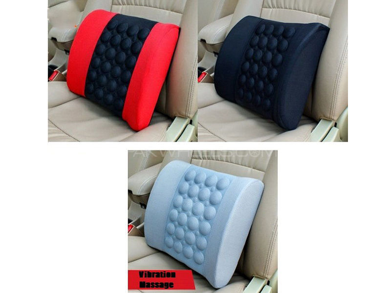KENCO CAR MASSAGE CUSHION W/ADAPTER Image-1