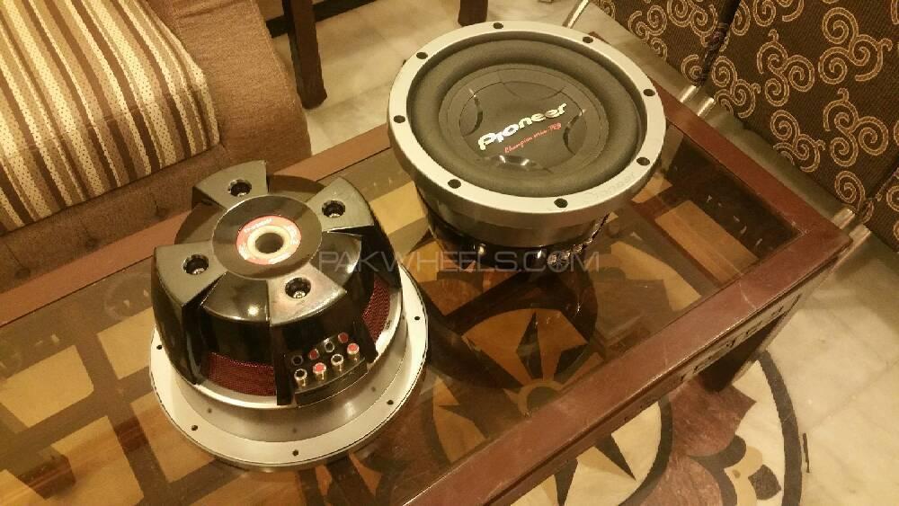 Pioneer Tsw-3001D4 Image-1