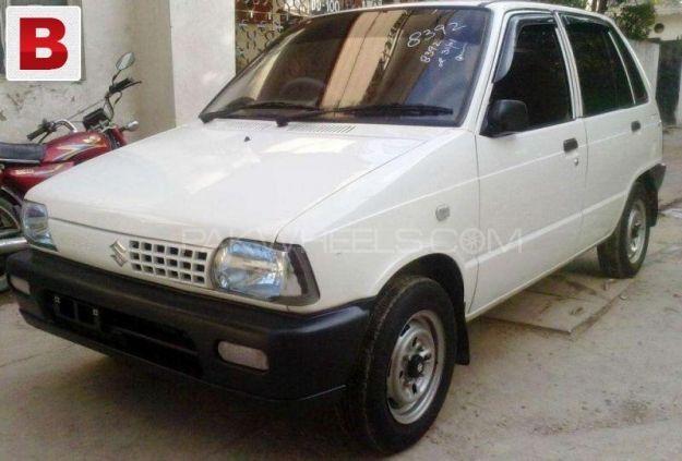 Suzuki Mehran VXR Euro II 2016 Image-1