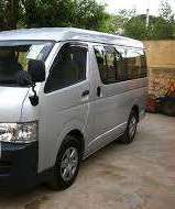 Toyota Hiace Mid-Roof 2.7 2011 Image-1