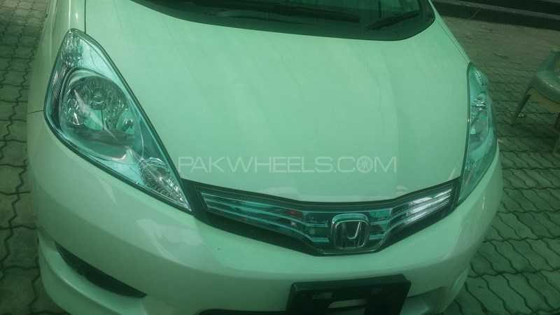 Honda Fit Sporty Edition 2012 Image-1