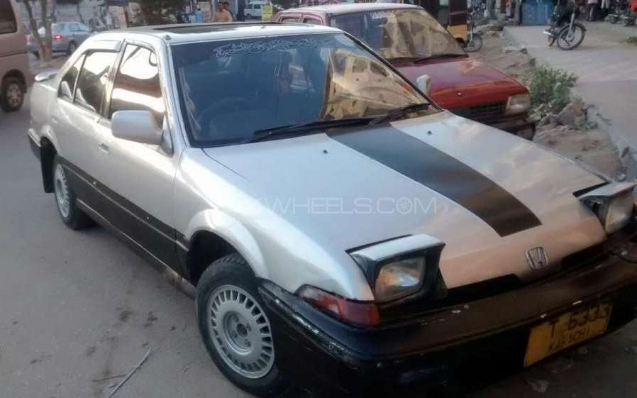 Honda Integra RX 1991 Image-1