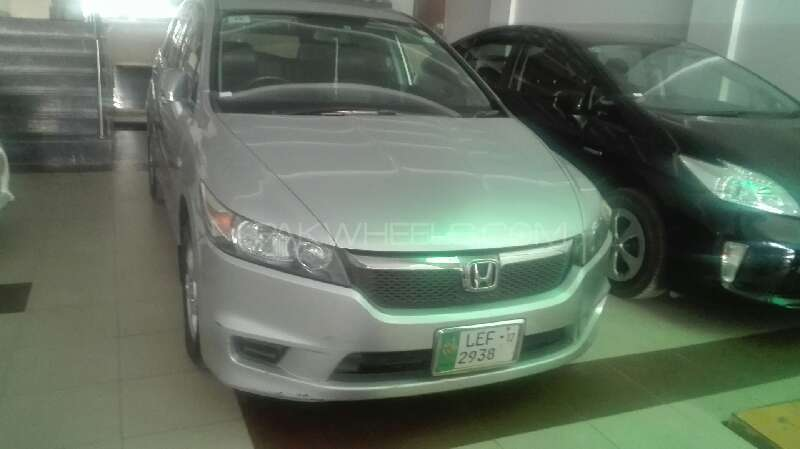 Honda Stream 1.8 RSZ S PACKAGE 2007 Image-1