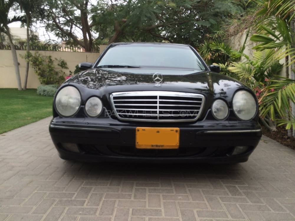 Mercedes benz e class e240 1999 for sale in karachi for Mercedes benz e320 1999