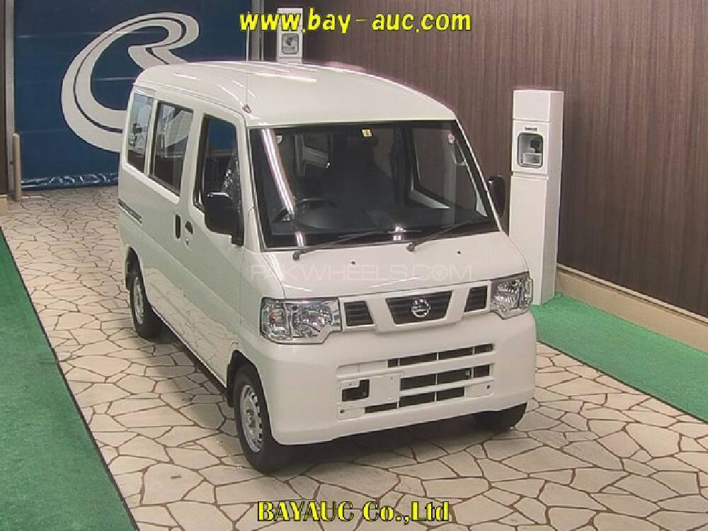 Nissan Clipper E Four Special Pack 2012 Image-1