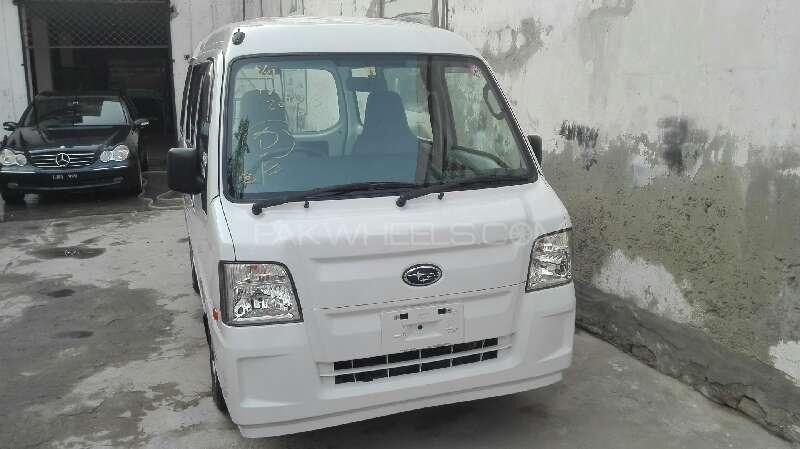 Subaru Sambar Dias 2012 Image-1