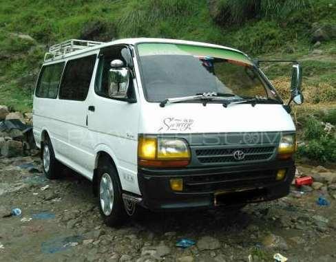 Toyota Hiace 1992 Image-1