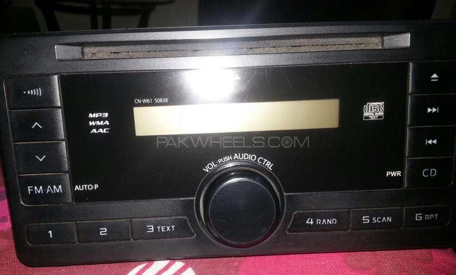 Vitz orignal cd player Image-1