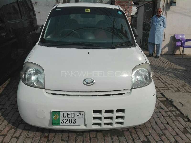 Daihatsu Esse 2006 Image-1