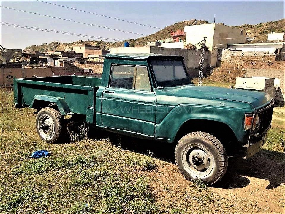 Jeep Other 1986 Image-1