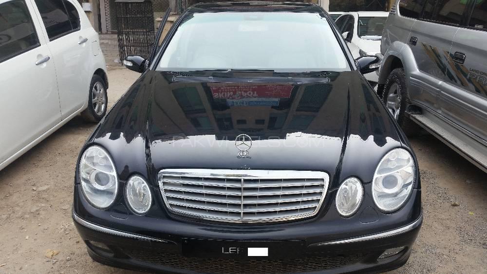 Mercedes Benz E Class 2005 Image-1