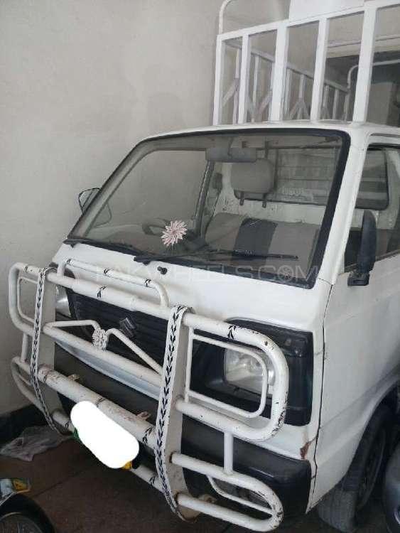 Suzuki Ravi Euro ll 2009 Image-1