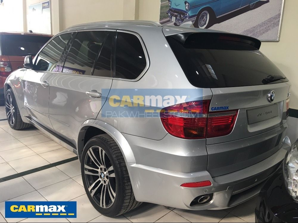 BMW X5 Series xDrive30d 2008 for sale in Lahore  PakWheels