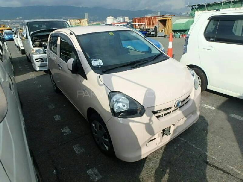 Daihatsu Mira ES 2014 Image-1