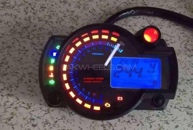 Digitel meter for all new models bikes Image-1