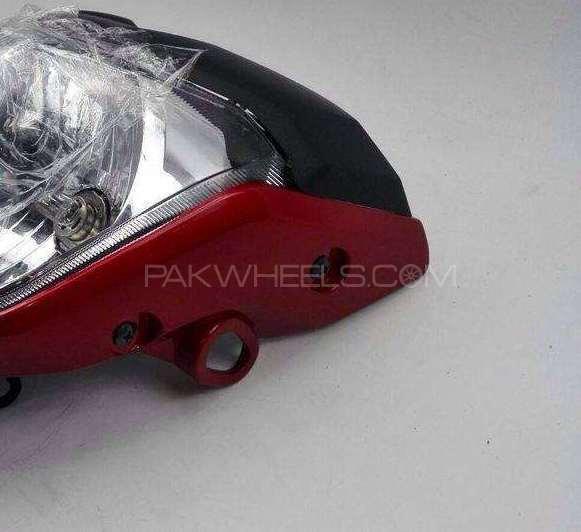 Fz Head Light For All Bikes Image-1
