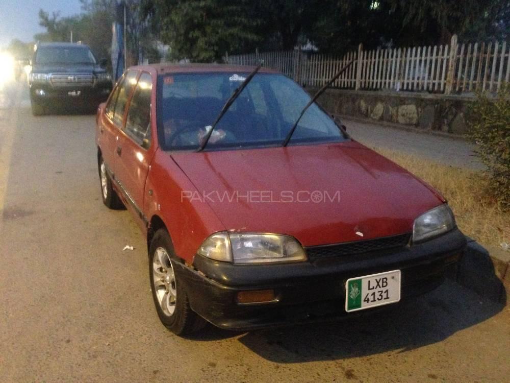 Suzuki Margalla 1995 Image-1
