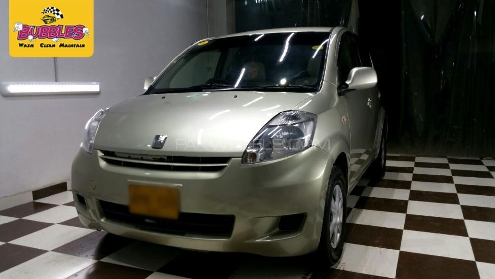 Toyota Passo X Yururi 2009 Image-1