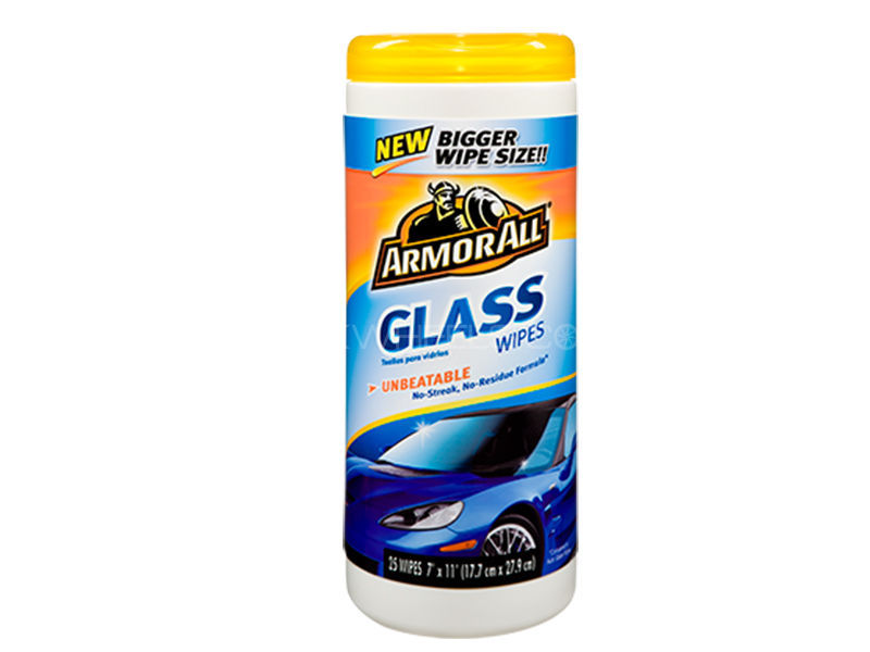 ArmorAll Glass Wipes  Image-1