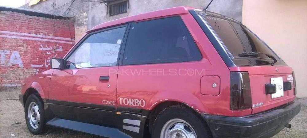 Daihatsu Charade CX Turbo 1983 Image-1