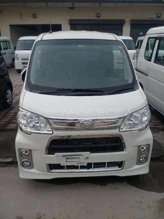 Daihatsu Tanto Custom RS 2012 Image-1